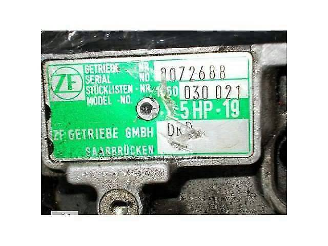 АКПП и КПП АКПП Легковой автомат AUTOMAT AUDI A8 A6 Passat 2.8 DRD 5HP- объявление о продаже  в Жовкве