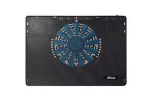 Подставка для ноутбука Trust Frio laptopcooling stand with big fan (19930)