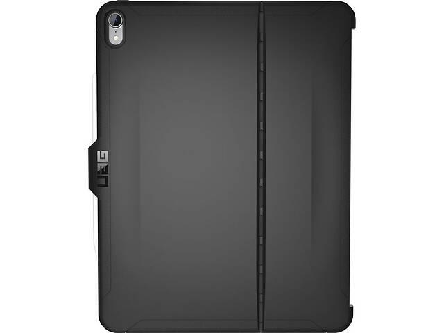 """бу Чехол UAG для iPad Pro 12.9"""" (2018) Scout Black в Києві"""