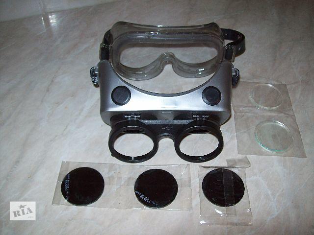 продам Профессиональные защитные очки бу в Луцьку