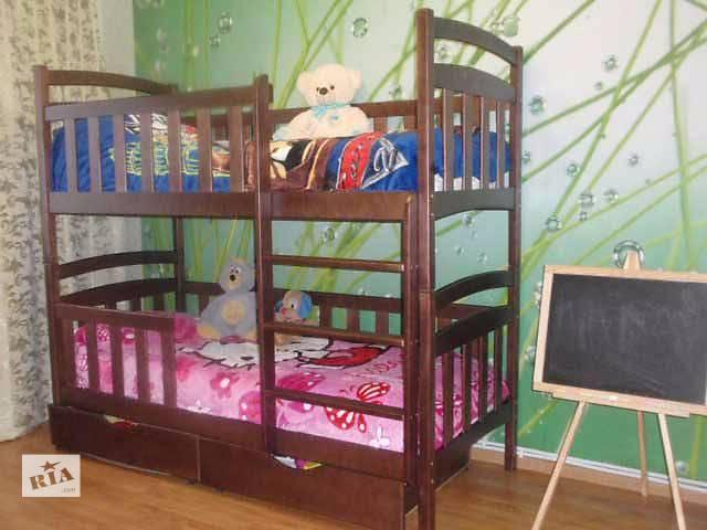 Акция! Двухъярусная кровать трансформер Карина Люкс с ящиками+матрасы- объявление о продаже  в Днепре (Днепропетровск)