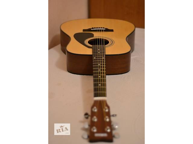 Акустическая гитара Yamaha f600dw- объявление о продаже  в Одессе