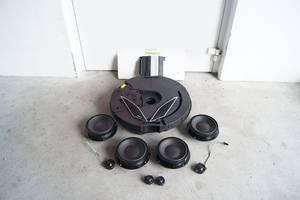 б/у Радио и аудиооборудование/динамики