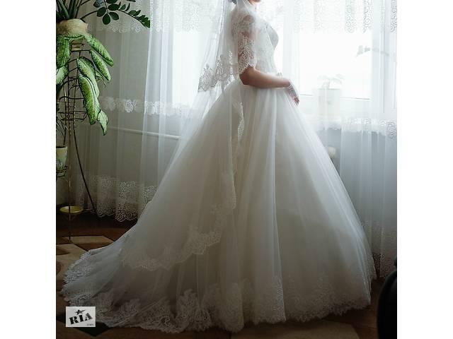 9891ad7b9122da купить бу Продам або здам на прокат весільну сукню в Вараші (Кузнецовськ)