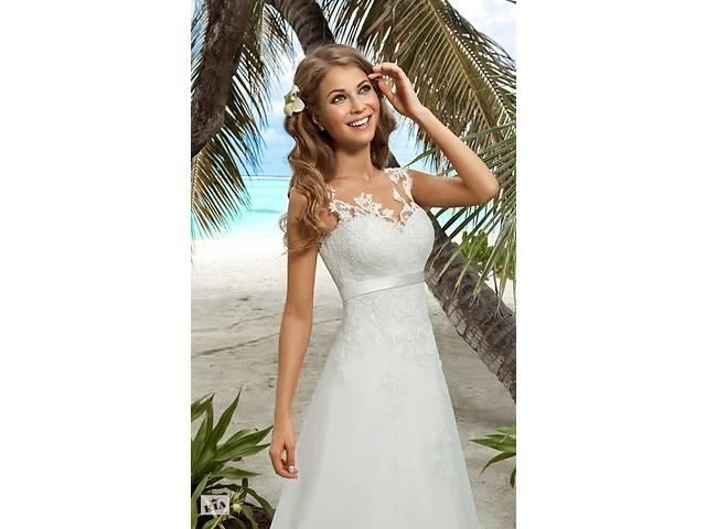 купить бу свадебное платье от дизайнера Евы Уткиной в Киеве
