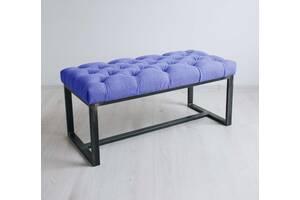 Банкетка-Пуф для прихожей в стиле LOFT (Sofa - 91)