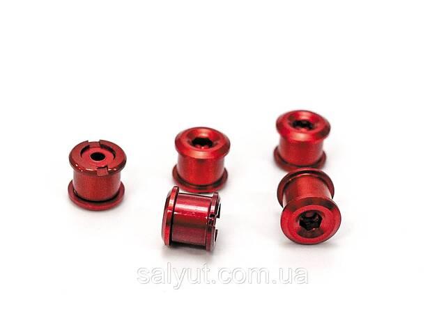 купить бу Бонки AL для шатунов высота 4,5мм (комплект 5 шт) (красный) в Дубно