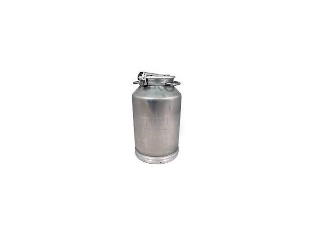 Бидон алюминиевый молочный 40 литров
