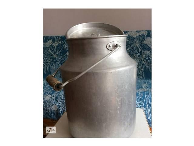 Бидончик алюминиевый 2 л- объявление о продаже  в Полтаве