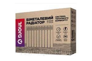 Биметаллический радиатор Djoul Bi 500/100