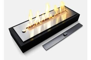 Биокамин настольный, напольный в корпусе Алаид Gloss Fire Style 500 K