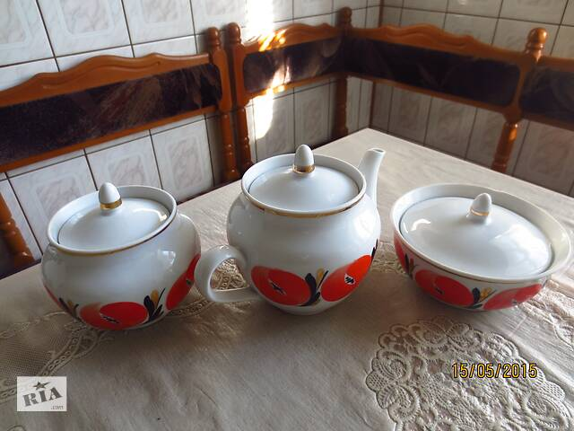 продам Чайные наборы с позолотой советские новые бу в Тернополе