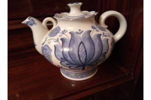 Чайник керамічний великий 2л