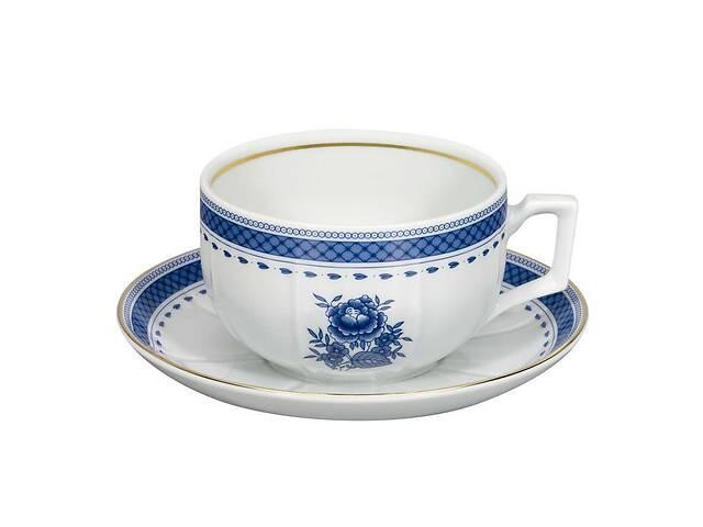 купить бу Чайный набор Vista Alegre COZINHA VELHA 2 чашки 325 мл с блюдцами (psg_PF193721) в Киеве