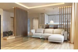 Декоративная рейка для домов и офисов