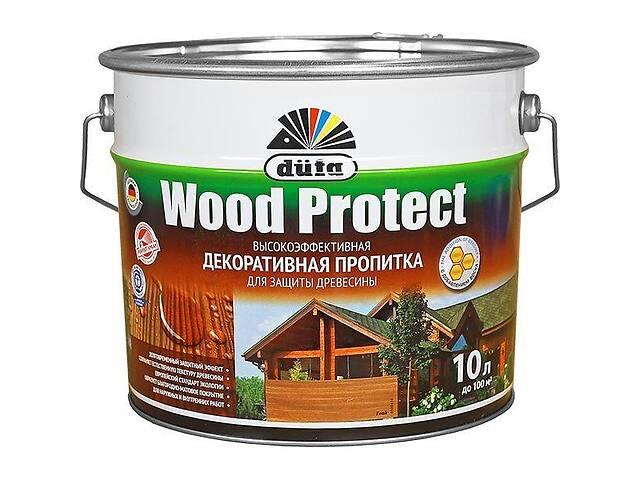 купить бу Декоративное средство Dufa De Wood Protect дуб 0.75 л в Одессе