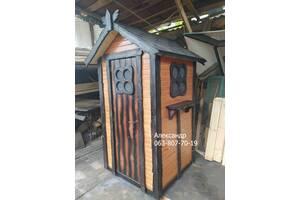 Деревьев& amp; # 39; пьяный туалет под старину (дачный, из дерева, для дачи)