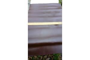 Дермонтин темно-коричневый 68см - 210 см