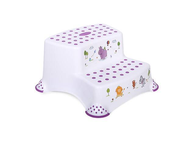 бу Детская двойная ступенька для ванной Lorelli Белый в Одессе