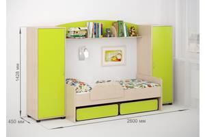 Детская комната ДКМ 405