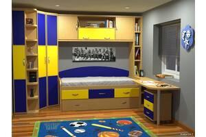 Детская комната КДМ 30