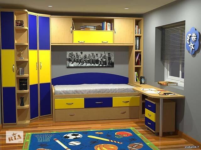 бу Детская комната КДМ 30 в Киеве