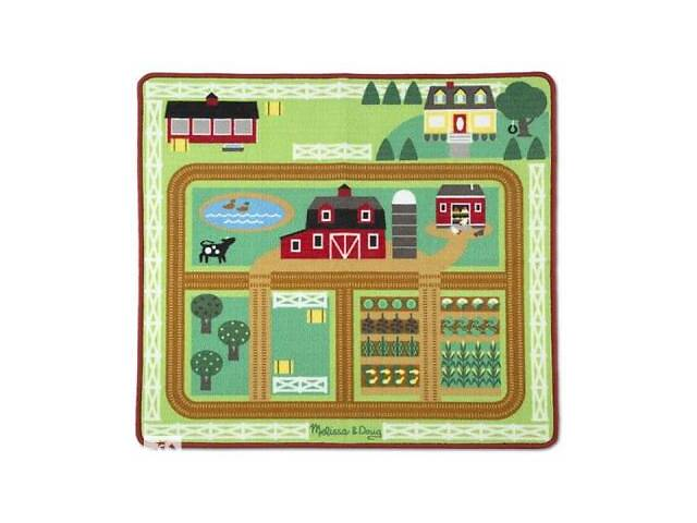Детский коврик Melissa&Doug Ферма с животными (MD19425)- объявление о продаже  в Харькове