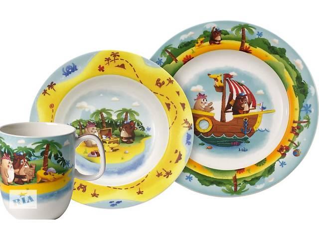 купить бу Детский подарочный набор посуды Villeroy&Boch в Харькове