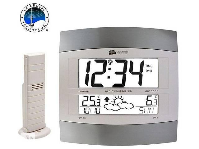 продам Домашняя метеостанция La Crosse Ws6158It-S-Alu бу в Киеве