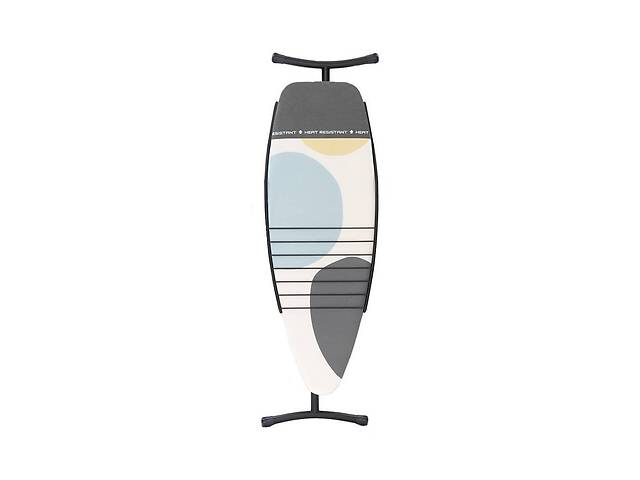 продам Доска гладильная с рамкой для одежды Brabantia 135x45 см Пружинные пузыри бу в Херсоне