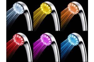 Душова лійка зі світлодіодним підсвічуванням Led shower SKL11-261340