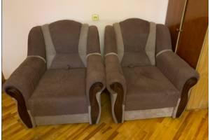 Два раскладных кресла (практически новые)