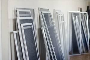 Дверные, оконные москитные сетки, а также комплектующие