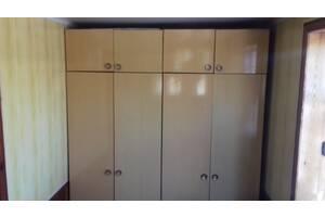 Двойной шкаф