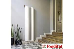 Дизайн радіатори Mood & Tribeca Fondital білий (Італія)