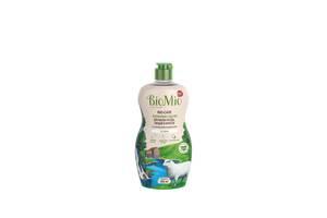 Экологичное средство для мытья посуды BioMio Bio-Care с ионами серебра,  450 мл