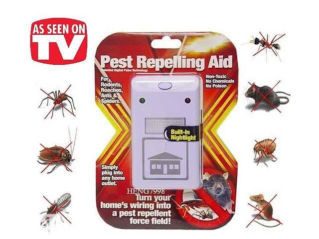купить бу Электронный отпугиватель грызунов Riddex Pest Repelling Aid в Одессе