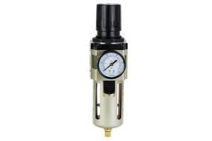 """Фильтр для очистки воздуха с редуктором и манометром 4000л/мин ½"""" Refine 7034171"""
