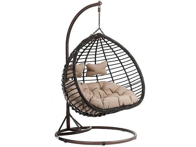 Качели Napoli II садовый кокон, подвесное кресло+ чехол, покрывало- объявление о продаже  в Львове