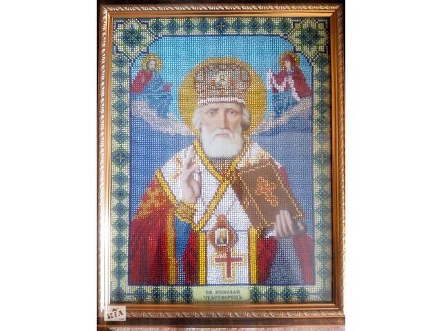Ікона Св. Миколай