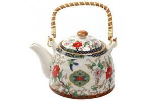 Керамический заварочный чайник для заваривания чая Edenberg заварник керамический