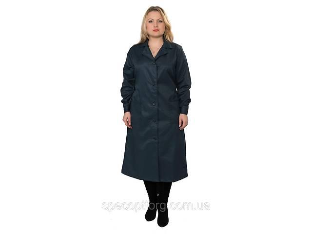продам Халат робочий ВІД жіночий ECONOM темно-синій бу в Одесі