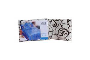 Комплект постільної білизни Затишок поліестер євро 210х220 (210855-2)