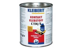 Контактный клей Kleiberit. 114/5. (банка 0,7кг)