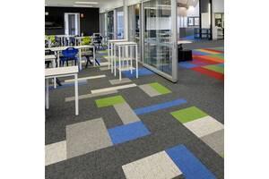Ковровое покрытие и ковровая плитка для эксплуатации в общественных помещениях