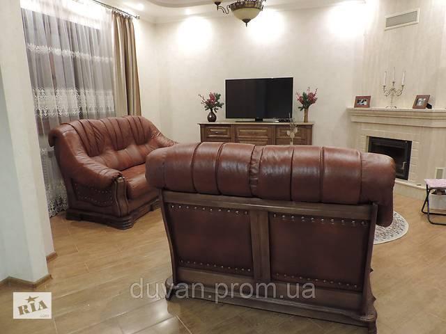 """Кожаный гарнитур на дубе """"BOSS"""",кожаная мебель, шкіряні меблі- объявление о продаже  в Дрогобыче"""