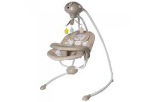 Кресло-качалка CARRELLO Fantazia CRL-7503 Fall Beige