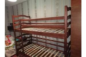 Ліжко Двухьярусная Софія з ящиками