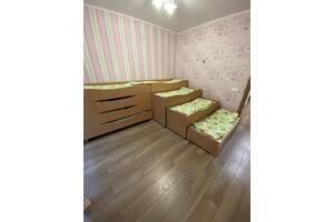 Кровать - комод на 4 места