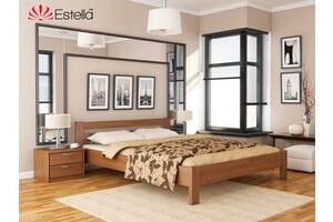 Брендовий дерев'яне ліжко Рената з бука покращує сон
